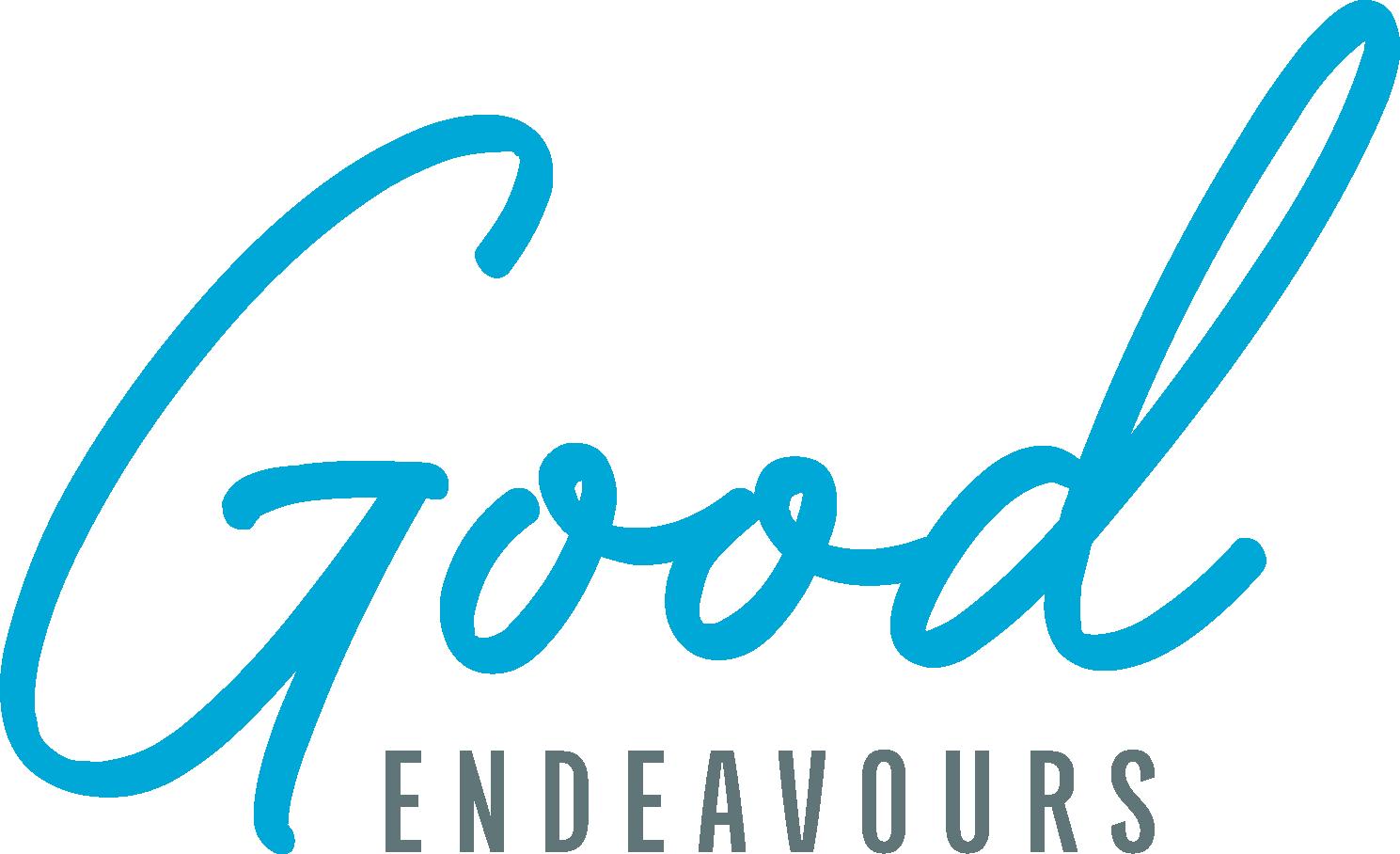 Good Endeavours Logo